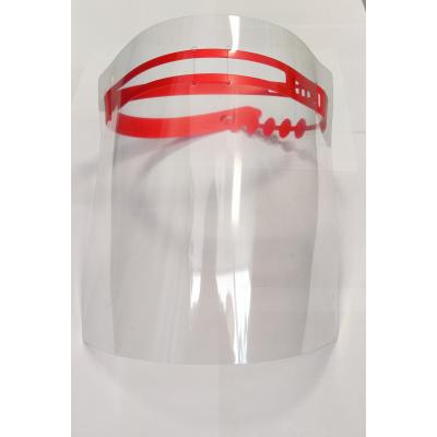 Viseiras e óculos de proteção